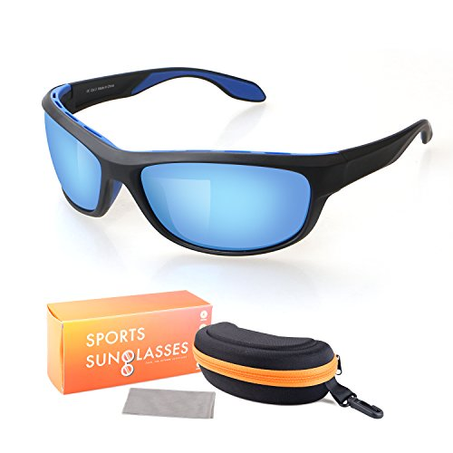 Marchpower TAC Polarized Sport Sunglasses! A terrific choice for outdoor - Sunglasses Word Another For