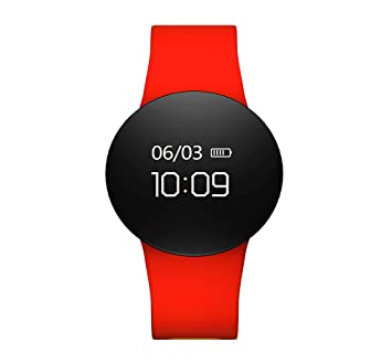 Amazon.com: RCIN Reloj digital, rastreador de fitness, reloj ...