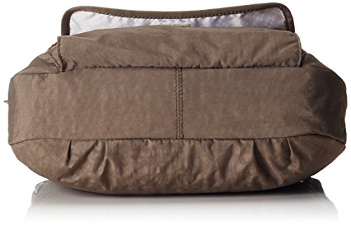 Kipling Earthy Brown Bag Shoulder Syro C Soft Women's qxCwYqr4