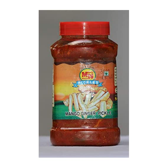 MN Pickles - Mango Ginger Pickle (500 Grams)