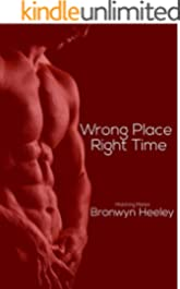 Wrong Place, Right Time (Matching Mates Book 1)