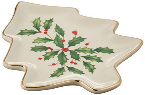 Lenox 879592 Hosting the Holidays Plate, Multicolor