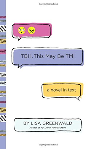 TBH #2: TBH, This May Be TMI by Katherine Tegen Books (Image #3)