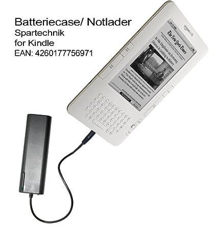 Batería compartimento para Kindle. Externo Batería Cargador Para ...