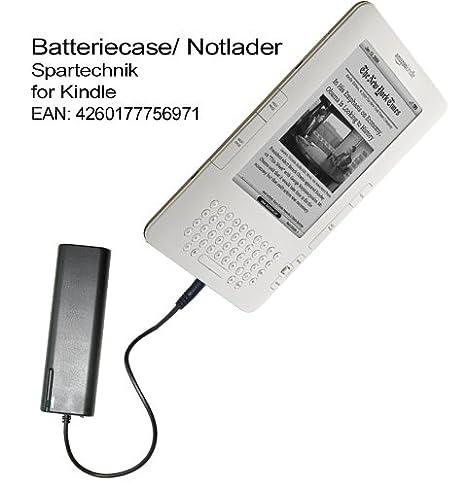 Batería compartimento para Kindle. Externo Batería Cargador ...