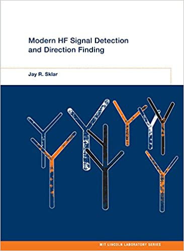 couverture du livre Modern HF Signal Detection and Direction Finding