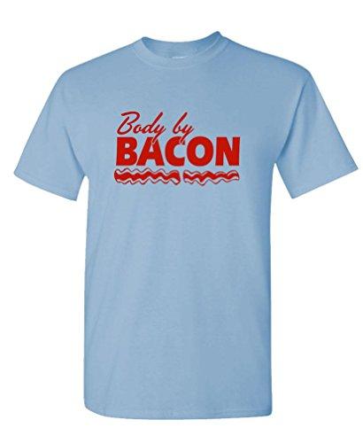 BODY BACON Mens Cotton T Shirt