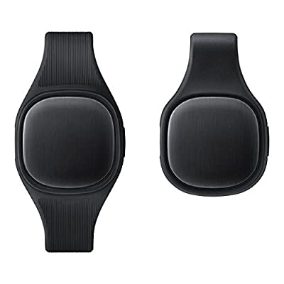 Samsung S Health Activity Tracker - Retail Packaging - Black