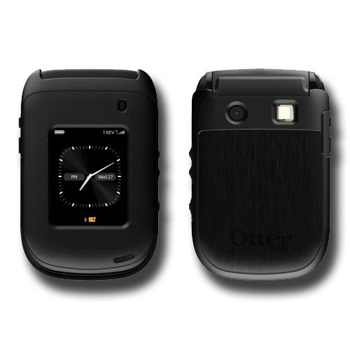 OtterBox Commuter Series Case for BlackBerry Style 9670 - Black (Apple Black Pda Case)