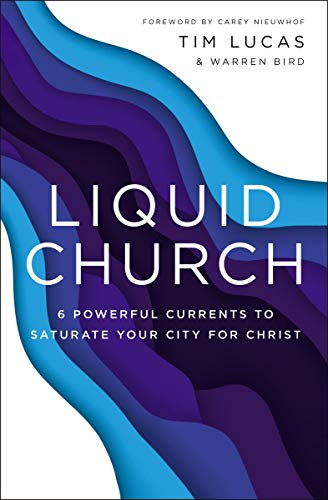 Liquid Church: 6 Powerful Currents to Saturate Your City for ...