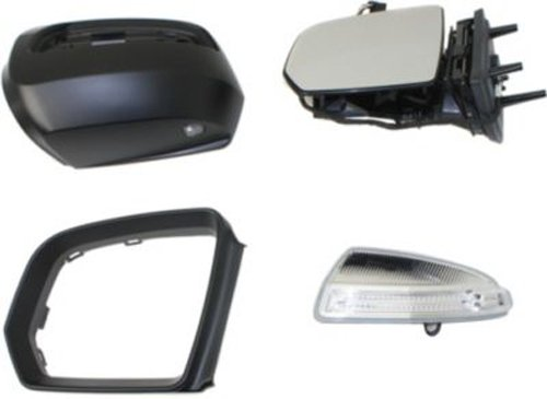 Gl350 Driver Side Mirror Mercedes Replacement Driver