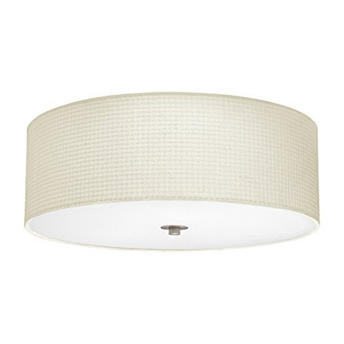 Kalunga 3 Light Flush Ceiling Light Eglo 91282