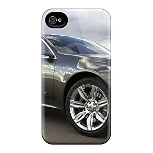 Fashion Hard Case For Iphone 4/4s- Chrysler Evvi Defender Case Cover