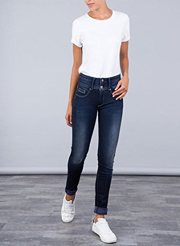 16 Double Noos Up Tiffosi 10003041 Bleu Jeans Skinny 6UxqTw