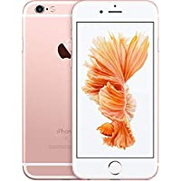 Apple iPhone 6S with FaceTime - 64GB, 4G LTE, Rose Gold