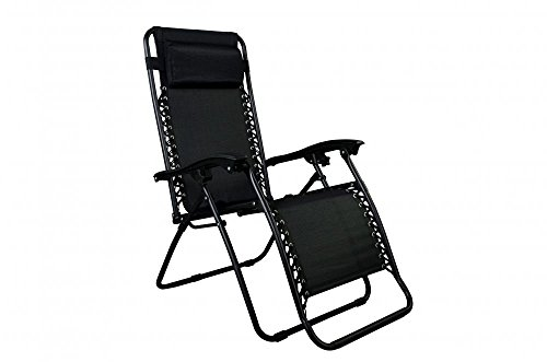 Anti Gravity Chair (Zero Gravity Lounge Chairs Recliner Outdoor Beach Patio Garden Folding Chair 031)