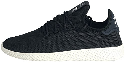 Adidas BLACK Tennis CORE WHITE CHALK Shoes Hu Originals BLACK CORE Pw r6xpPr8