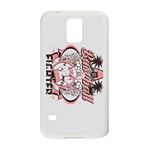 New Style Custom Picture Baseball Fighter Custom Protective Hard Phone Cae For Samsung Galaxy S5