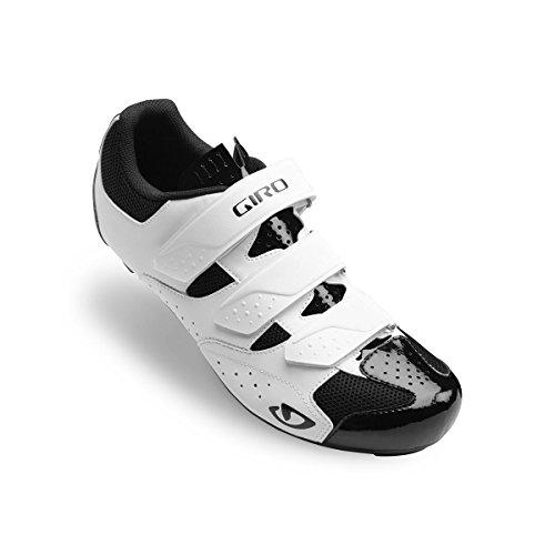 Giro Techne Fietsschoenen - Heren Wit / Zwart