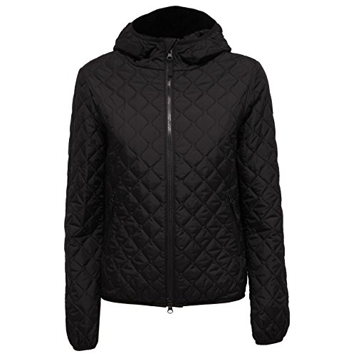 Giubbotto 0616w Nero Ultra Piumino Donna Black Woman Aspesi Jacket Light 6AnxqTw