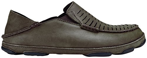Olukai Moloa Kohana II Shoes - Men's Darkwood/Darkwood cheap sale real Hf1Ns2Feos