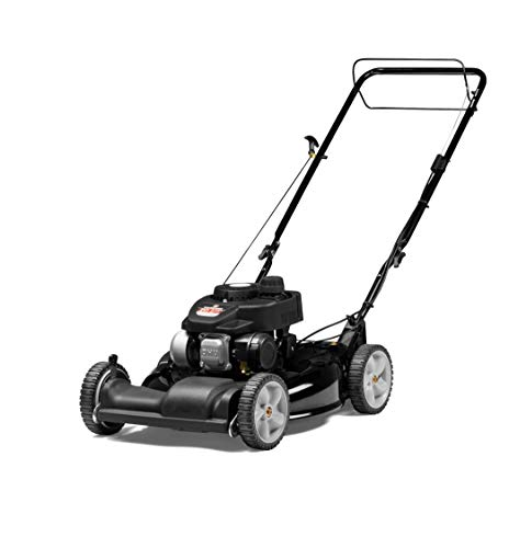 Yard Machines 140cc 21-Inch 2-in-1  Self-Propelled FWD Gas  Powered Lawn Mower