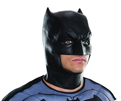 [Batman Vs Superman Classic Full Mask Adult Dawn Of Justice Costume Accessory] (Classic Batman Costumes)