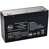 Tripplite OMNIVS1000-V2 6V 12Ah UPS Battery - This is an AJC Brand Replacement