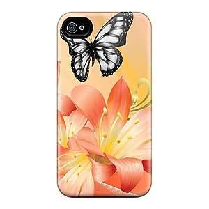 Fashion Design Hard Case Cover/ GLQJkql8473qFpVC Protector For Iphone 4/4s