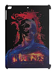 game of thrones fire and blood iPad air plastic case