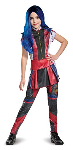 Disney Evie Descendants 3 Classic Girls' Costume Red