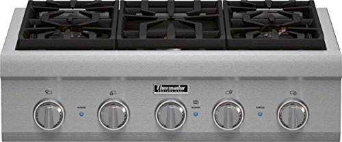 Thermador 30 Inch Professional Series Rangetop Pcg305p