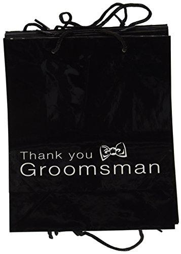 Groomsmen Gift Bags Dozen Bulk