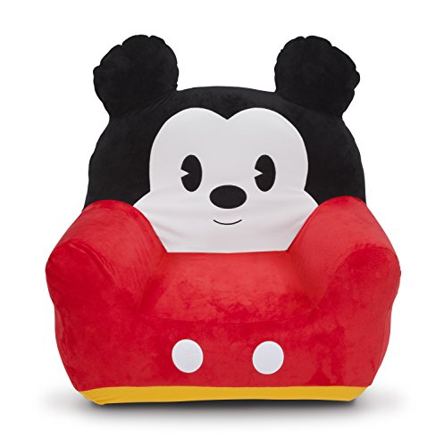 Delta Children Club Chair, Disney Mickey Mouse (Mickey Mouse Chair)