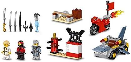 Nuevo Y En Caja-Lego Juniors Ninjago Set-Shark de ataque 10739 Nuevo