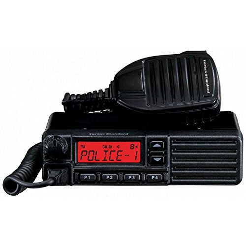 (VX-2200 VX2200 AC061N132-VX Original Vertex Standard 50 Watt VHF 134-174 MHz Mobile Radio 128 Channels - 3 Year Manufacturer Warranty)
