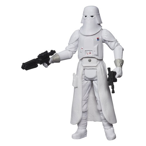 Ast Series (Star Wars The Black Series Snowtrooper Commander Figure - 3.75 Inches)