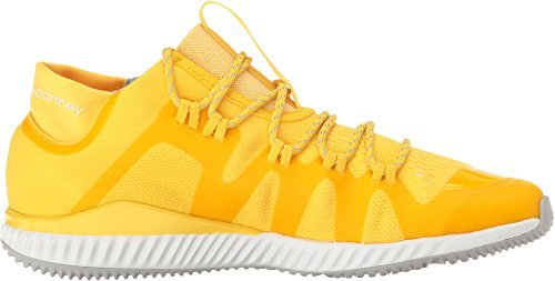 adidas by Stella McCartney Women's CrazyTrain Shoes Wonder Glow/Wonder Glow/Ftwr White Athletic Shoe by adidas