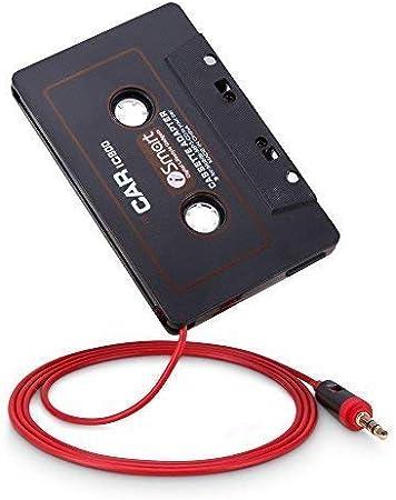 Okcs Kassetten Adapter Autoradio Car Tape Aux Computer Zubehör