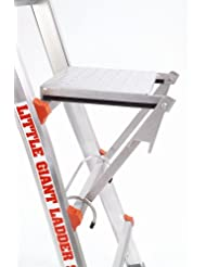 Little Giant Ladder Systems 10104 375-Pound Rated Work Platfo...