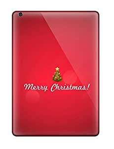 Hot Style XXfrjNl2001dXwnq Protective Case Cover For Ipadair(merry Christmas 2012)