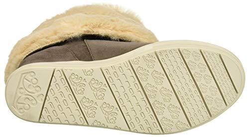 Taupe Fornarina Sneaker Beige Alto Collo meti4 Donna Meti4 A UU1r8q