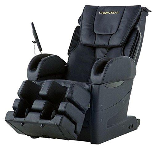 Fuji Medical EC-3800 Cyber Relax Medical Massage Chair - Black