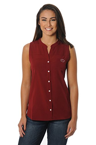 Shirt Garnet Womens (UG Apparel NCAA South Carolina Fighting Gamecocks Women's Tunic Tank Top, Small, Garnet)