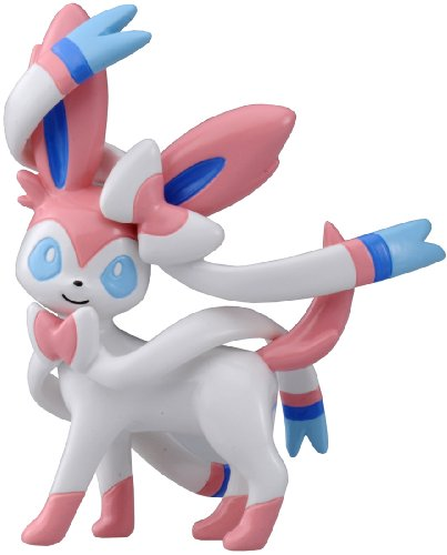 Takaratomy Pokemon Sylveon Monster Collection Figure