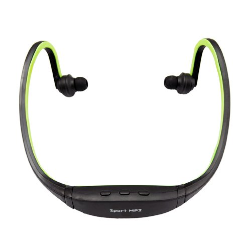 Stylish Sport Headphone Player Support