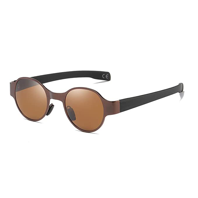 AMZTM Gafas de Sol Steampunk para Hombre, Polarizadas Gafas ...