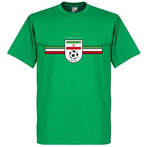 Iran Team T-shirt - grün
