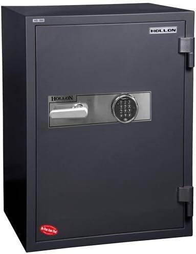 Hollon Safe HS-880E Fireproof Office Safe, 2.43 Cubic Feet