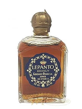 Lepanto Brandy 5 cl Miniatur